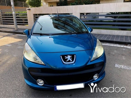 Peugeot in Tripoli - Peugeot   207
