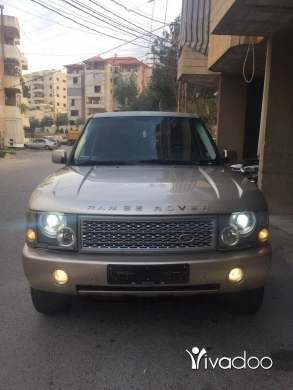Rover in Aramoun - Vouge 2003 top nadafe