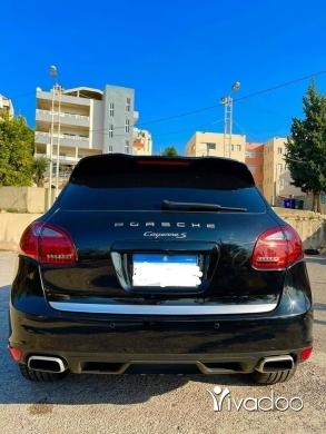Porsche in Beirut City - Porche cayenne S 2012