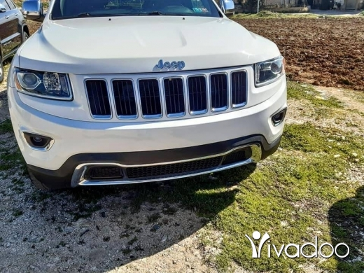 Jeep in Beirut City - Jeep grand cherokee limited 2014