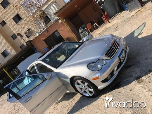 Mercedes-Benz in Zahleh - mercedis C230 ful option