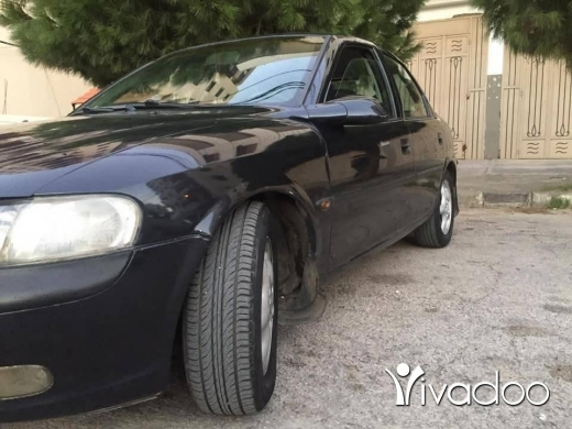 Opel in Tripoli - Opel