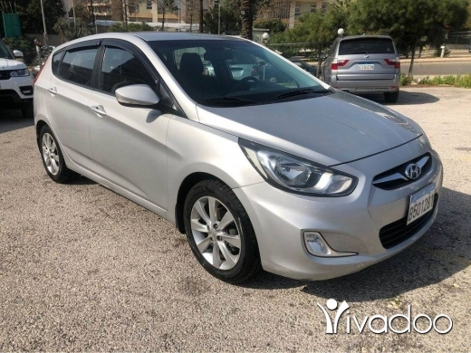 Hyundai in Beirut City - Hyundai accent 2012 03758540
