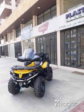 Motorbikes & Scooters in Majd Laya - Atv Cf Moto 550cc