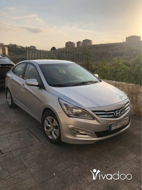 Honda in Tripoli - Hyundai solaris