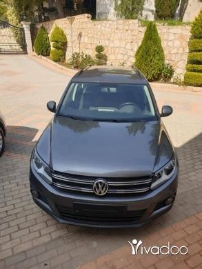Volkswagen in Beirut City - vw tiguan 2016 60000km 11800$ whatsap 81332872