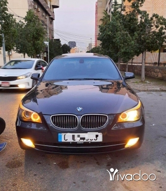 BMW in Beirut City - 528. 2010. Khar2a 2010 70/961110