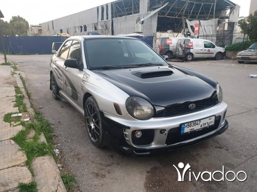 Subaru in Beirut City - Wrx
