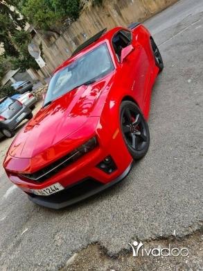 "Chevrolet in Deir Qoubel - Camaro ""SS"" Performance Division"