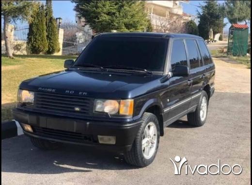 Rover in Beirut City - new range 2001