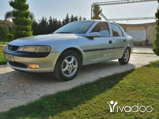 Opel in Tripoli - اوبل اتومتيك موديل 96