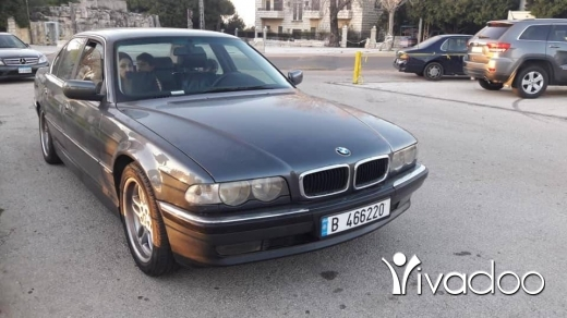 BMW in Beirut City - BMW 735 IA. Model 2000. Khar2a. Full options