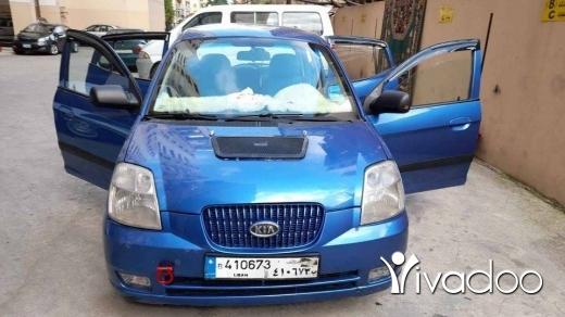 Kia in Tripoli - Kia picanto