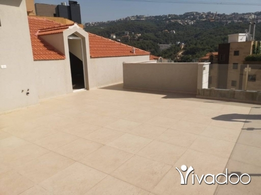 Duplex in Bsalim - L07254-3-Bedroom Duplex Apartment for Sale in Bsalim with Terrace