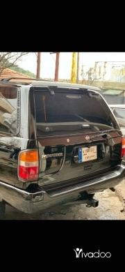 Nissan in Tripoli - pathfinder 1997