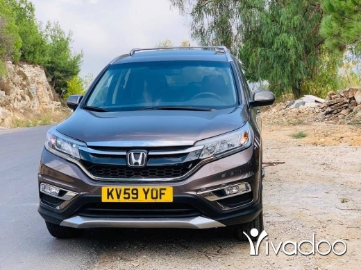 Honda in Beirut City - Honda CRV 2015 exl in excellent condition