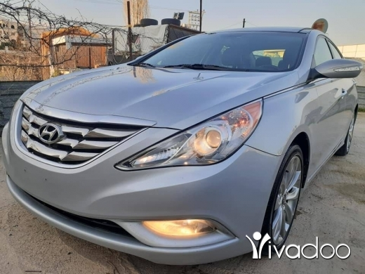 Hyundai in Beirut City - Hyundai sonata model 2013 clean carfax new arrival to lebanon limited full LOADED