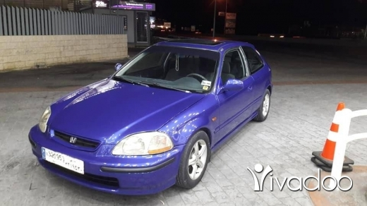 Honda in Beirut City - honda civic 1999