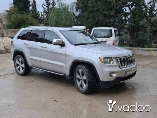 Jeep in Beirut City - cherokee limited