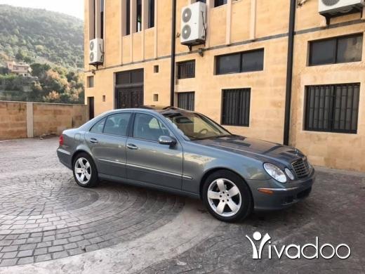 Volkswagen in Tripoli - W211