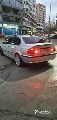 BMW in Tripoli - New boy 2002