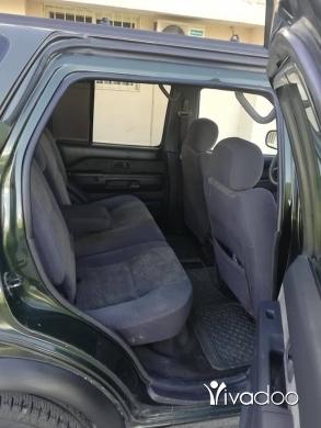 Nissan in Halba - pathfender moudel 97