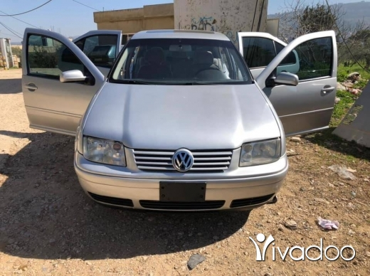 Volkswagen in Deir Ammar - جولف جيتا موديل ٢٠٠٢
