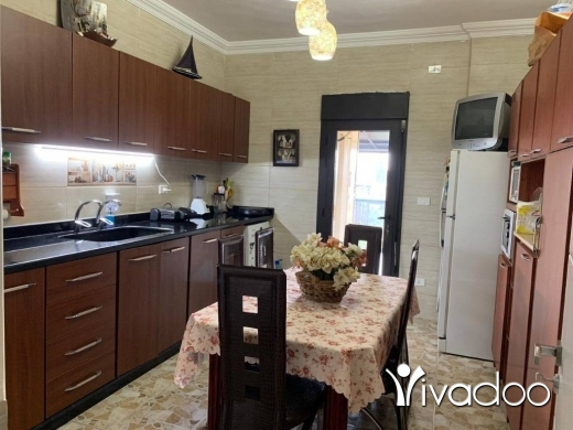 Apartments in Koubba - L06050-Fully Furnished Apartment for Sale with Garden in Kouba Batroun