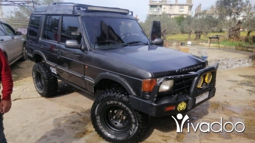 Rover in Batramaz - Discovery 1 1997
