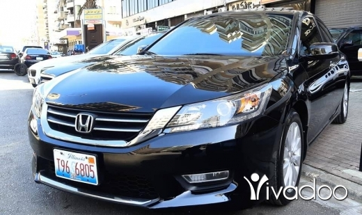 Honda in Tripoli - Honda Accord 2013 clean carfax
