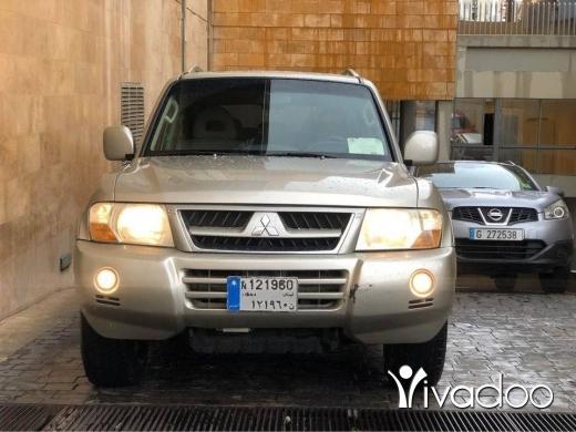 Mitsubishi in Tripoli - رنج بيت للجادين
