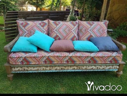 Home & Garden in Tripoli - ديكور خشب-اثاث-غرف جلوس