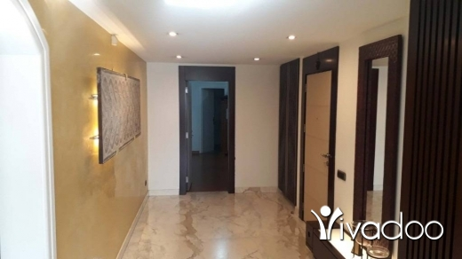 Apartments in Bsalim - L05237-Decorated & Furnished Apartment for Sale With a Garden In The Heart Of Bsalim