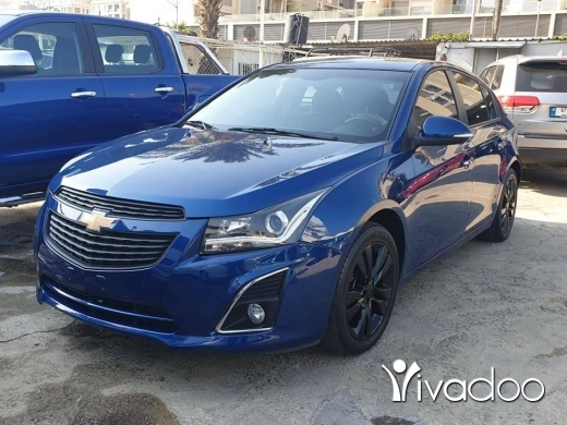 Chevrolet in Beirut City - Chevrolet cruze 2014
