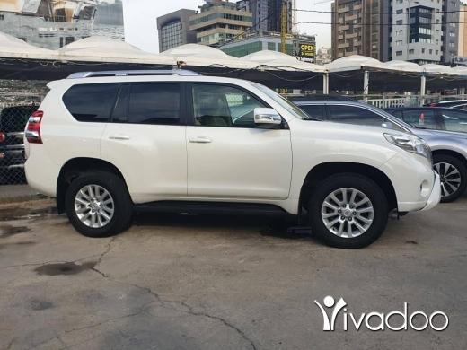 Toyota in Beirut City - Prado 2016