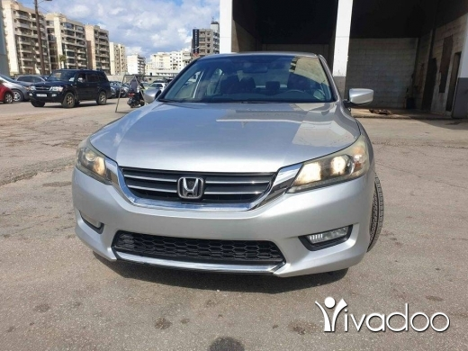 Honda in Tripoli - Honda accord 2013