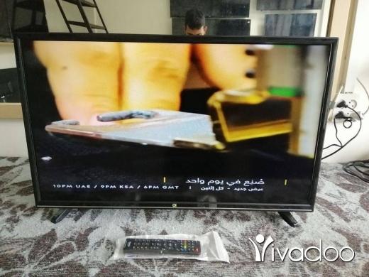 "TV, DVD, Blu-Ray & Videos in Tripoli -  تلفزيون LED 32"" مش سمارت"