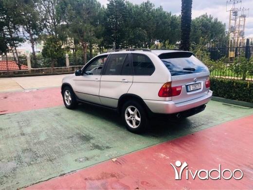 BMW in Tripoli - BMW X5 مودبل. 2001 خارق