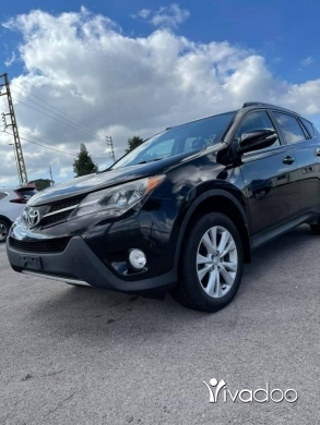 Toyota in Beirut City - Toyota rav4 limited