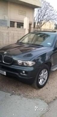 BMW in Tripoli - X5 model 2005