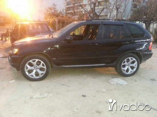 BMW in Tripoli - x5 2002