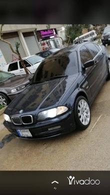 BMW in Tripoli - نيوبوي موديل ٢٠٠١