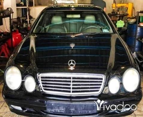 Mercedes-Benz in Beirut City - CLK 320 MODEL 1998