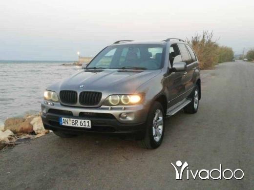 BMW in Tripoli - X5 model 2004