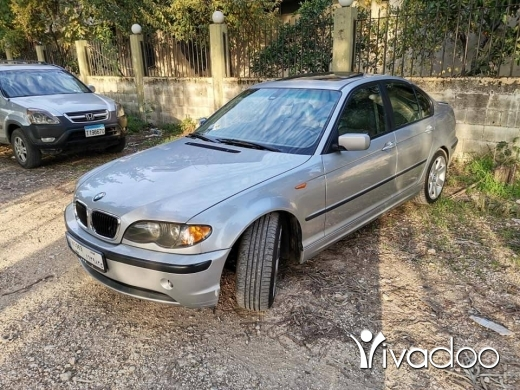 BMW in Tripoli - Model 2004