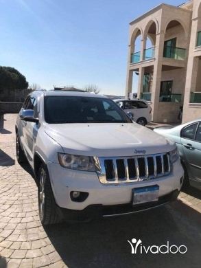 Jeep in Beirut City - Jeep overland 2012