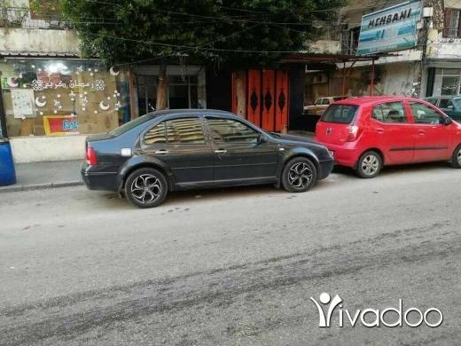 Volkswagen in Tripoli - golf geta