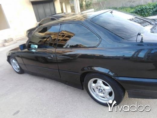 BMW in Tripoli - Model 93 320 automatik enkad siyara kayen ma fiya chi bel marra 70352527