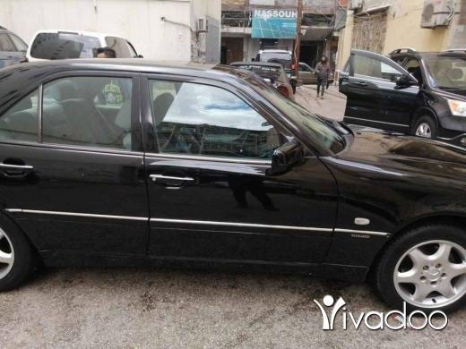 Mercedes-Benz in Tripoli - مرسيدس 180
