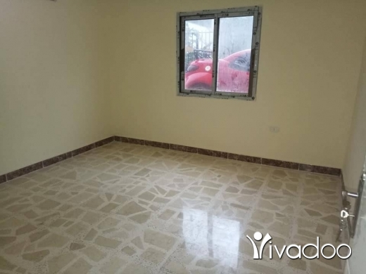 Apartments in Tripoli - شقة بناء جديد طابق أرضي غير مسكونة سابقا